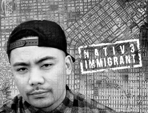 "19 – Richard ""Ro3lay"" Olivar / Rapper, Native Immigrant Album, Poetry"