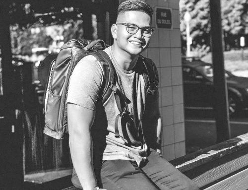 35 – Joshua Laurel / Pagibig, Study Abroad, Public Health, UC Berkeley